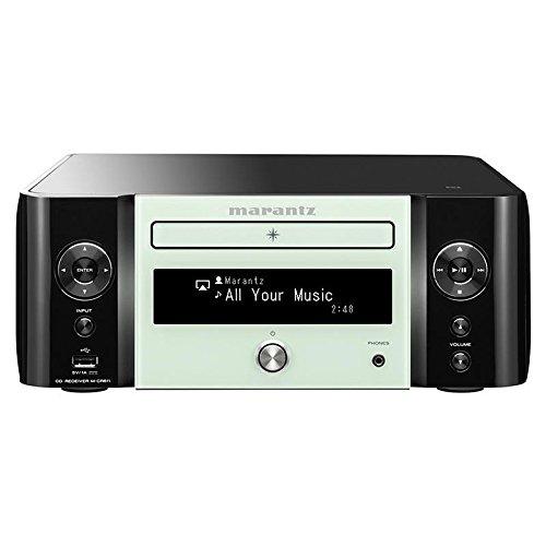 Marantz MCR611/N1GN Melody Media Netzwerk-CD-Receiver (Bluetooth, Airplay, Spotify Connect, Internetradio, DAB/DAB+, CD) weiß
