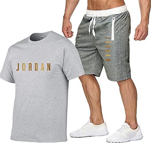 SJYMKYC Camiseta De Baloncesto Y Pantalones Cortos para Correr - Conjunto De...