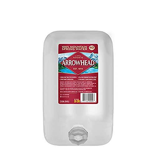 Arrowhead 2.5 Gallon Water