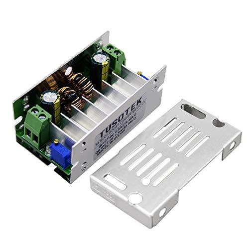 Convertidor DC-DC Convertidor elevador de 12V a 19V Convertidor Boost M/ódulo de voltaje del transformador a prueba de agua