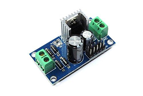LC Technology 6V Reglermodul LM7806 9-20 V Screw DC AC
