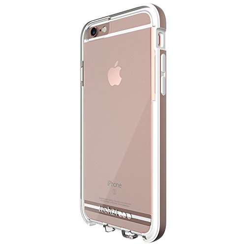 Tech21 Evo Elite for iPhone 6/6S - Polished Rose Gold