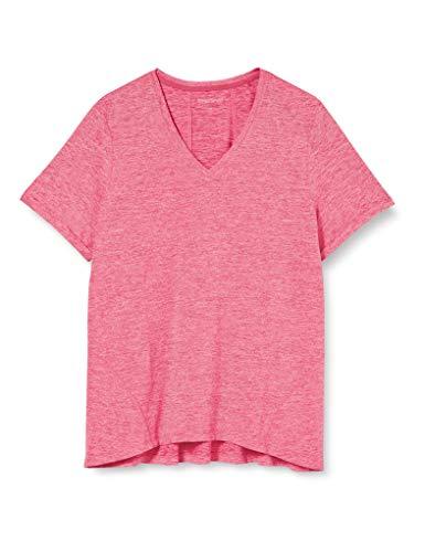 ESPRIT Sports RCS t-Shirt Edry Camisa de Yoga, 661 Rosa Fucsia 2, XS para Mujer