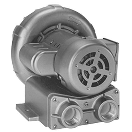 Gast R1102 Regenerative blower, 27 cfm, 115/230 VAC