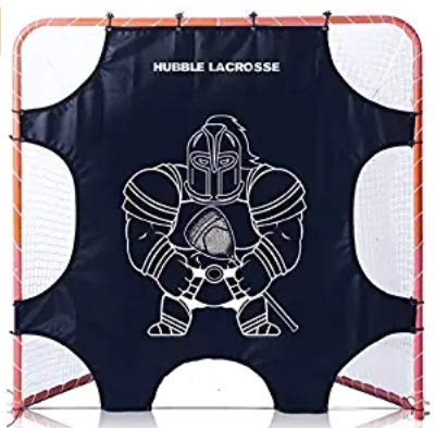 Lacrosse Goal Target Lacrosse Goal Shooting Target 6'X 6' Corner Targets for Shooting Practice Fits Any Standard Size Lacrosee Goal