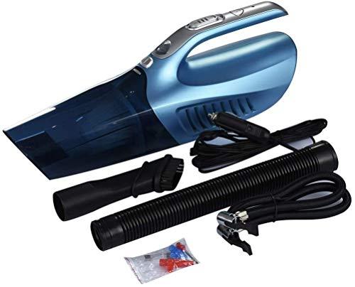 Aspirador portátil del Coche del vehículo con la Bomba de Aire Inflable de presión de neumáticos de Medida multifunción portátil Mier seco de Doble Uso Xuan - Worth Having