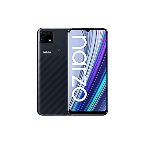 realme Narzo 30A Smartphone 4+64GB Batería de 6000mAh Teléfono Móvil Dual Sim 6.