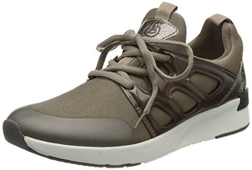 bugatti Damen 442271646900 Sneaker, Braun (Light Brown 6200), 37 EU