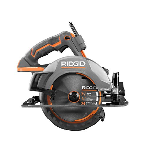 Ridgid OCTANE 18V Cordless Brushless 7-1/4 inch Circular Saw (Tool Only)