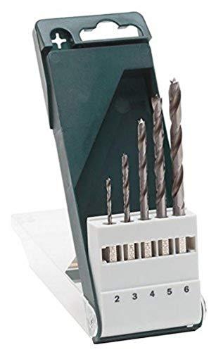 Bosch 5tlg. Holzbohrer-Set mit 1/4 Zoll-Sechskantschaft