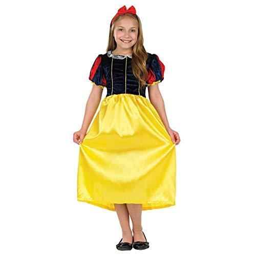 Fun Shack Snowwhitegirl - Costume de déguisement pour Enfants