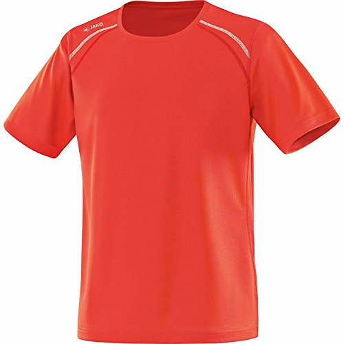 JAKO T-Shirt Run , Größe:164;Farbe:flame