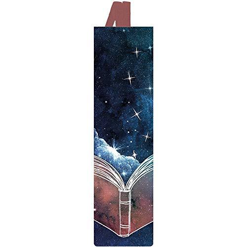 Moses Libri_x Lesezeichen mit elastischem Universum 17,5 cm