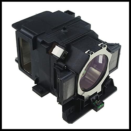Bombilla de Repuesto para lámpara de proyector para ELPLP33 para EMP-TW20 / EMP-TWD1 / EMP-S3 / EMP-TWD3 / EMP-TW20H / EMP-S3L Reemplazo de Bombilla de proyección
