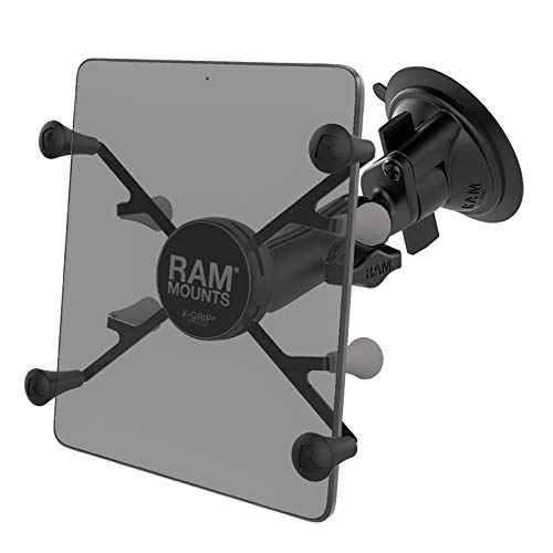 RAM X-Grip with RAM Twist-Lock Suction Cup Mount for 7