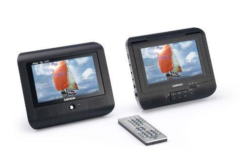 Lenco MES-230 Auto DVD-Player (18 cm (7 Zoll) Display)