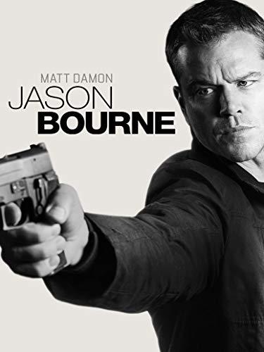 Firefly Arts Jason Bourne 60cm x 80cm 24Zoll x 32Zoll Poster auf Seide - Kunstdrucke
