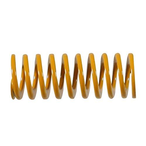 Pilang Zxxin-Molla, Molla del Letto riscaldato del carico Leggero, 10 pz, 8mm OD 20 Lunghezza della Compressione Die Molla, for la Stampante 3D Springs Termiche, Accessori industriali