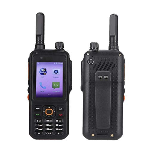Unlocked T320 4G LTE Network Smartphone Android 7.0 POC Walkie Talkie Zello Real-PTT Mobile Radio