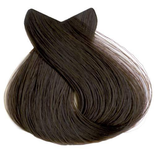 Tahe Organic Care Dauerhafter Farbstoff Haar-Farbe, Nein.6.31 Dark Golden Ash Blonde, 100 ml