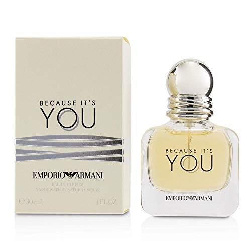 Emporio Armani Giorgio Armani Armani Collezioni Eau de Parfum Because it's you, 30ml, 56179