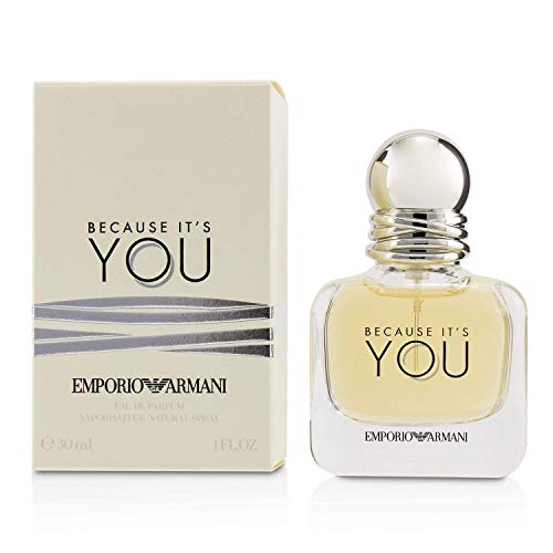 Emporio Armani Giorgio Armani Armani Collezioni Eau de Parfum Because it's you, 30 ml, 56179
