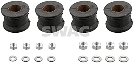 SWAG Stabilizer Suspension Repair Kit Front Axle Fits MERCEDES W202 2023230285