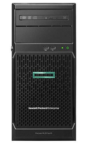 Server Hpe P16928 421 Ml30 Gen10 Tower Xeon 4c E 2224 34GHz 16gbddr4 Nohdd No Odd 4x35 Lff Hp S100i 2glan 1x350w Gar 3y