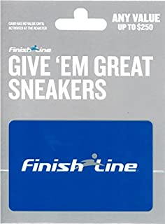 foot locker gift card at finish line