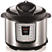 Instant Pot LUX60V3 V3 6 Qt 6-in-1 Multi-Use Programmable Pressure Cooker, Slow Cooker, Rice Cooker, Saut, Steamer, and Warmer (Renewed)