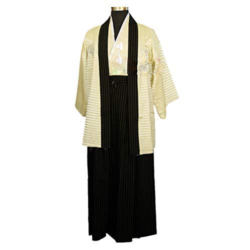 TENDYCOCO Japanse Mannen Kimono Samurai Kostuums voor Cosplay fotobenodigdheden