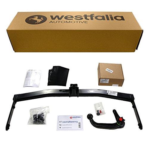 Westfalia 344048900113Remolque de Bicicleta