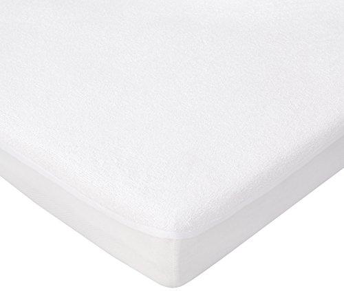 Cubrecolchón esponja bambú para cama evolutiva 90x 140.