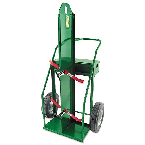 Anthony Heavy-Duty Frame Dual-Cylinder Cart, for 9.5