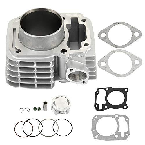Kolbenzylindersatz, 63,5 mm Kolbenzylindersatz, passend für XR150 CBF150 Upgrade 185ccm 200ccm Kfz-Ersatzteile