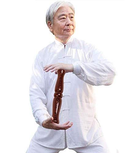 Regla de Tai Chi Tradicional China, Palo de Entrenamiento de Kungfu Qigong Chino, Regla de Tai Chi de Artes Marciales, Wing Chun de Artes Marciales Shaolin Kung FUS