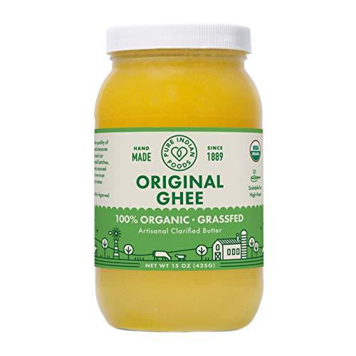 Grassfed Organic Ghee 15 oz