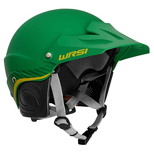 NRS WRSI Current Pro Helmet, Shamrock - Small/Medium