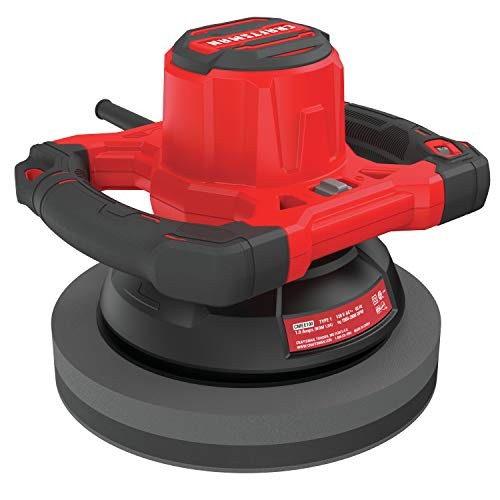 CRAFTSMAN Polisher, Corded, 10-Inch (CMEE100)