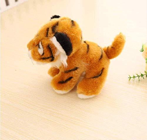 Pluche pop 20cm simulatie zachte pluche dier tijger knuffel kussen dier speelgoed Chirstmas cadeau