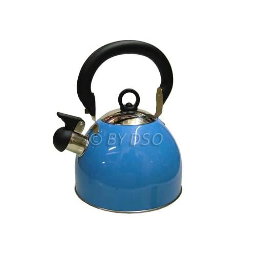 1.5 Litre Blue Camping Kettle