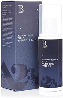 [Bloom and Blossom ] ブルーム&花睡眠夜間のバスオイル - Bloom & Blossom Sleep Night-Time Bath Oil [並行輸入品]