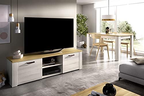 MODULO TV DE 2 Puertas Fines/Milano