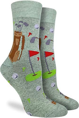 NA Calcetines verdes de golf para mujer - Verde, talla de calzado...