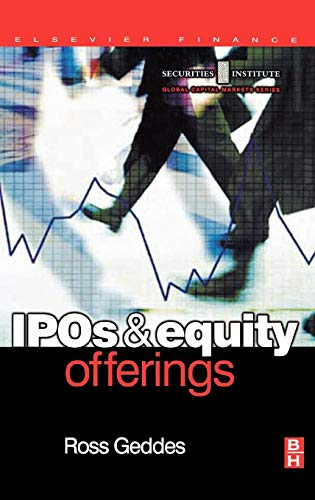Download IPOs and Equity Offerings (Securities Institute Global Capital Markets) 0750655380
