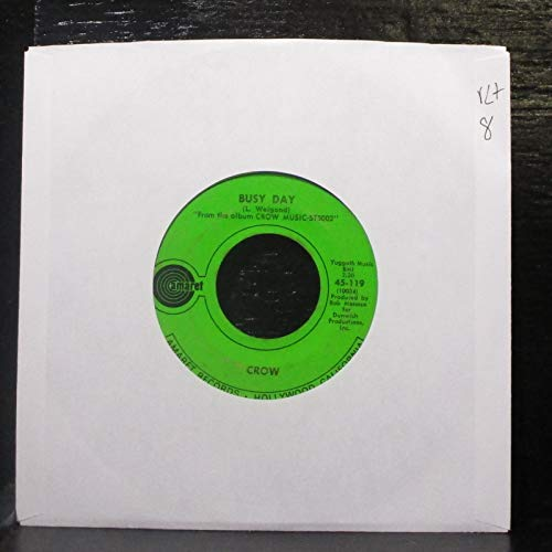 Cottage Cheese / Busy Day [Vinyl Single 7]