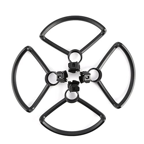 zzzdxqeyy Protector de hélice para DJI, para Spark Drone Blade Protector Props Bumper Accesorios de Protección Gimabal Cámara Guardia