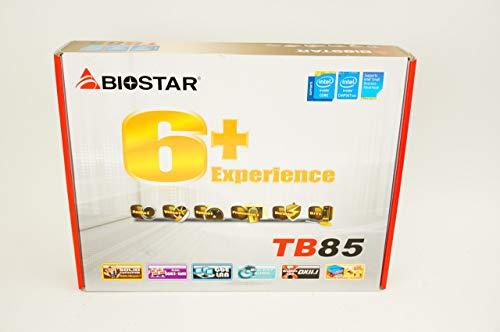 Build My PC, PC Builder, Biostar TB85