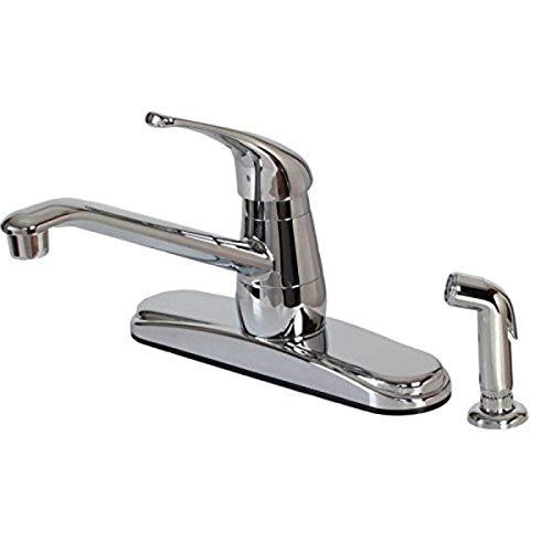 Hardware House 122187 Non-Metallic Kitchen Faucet