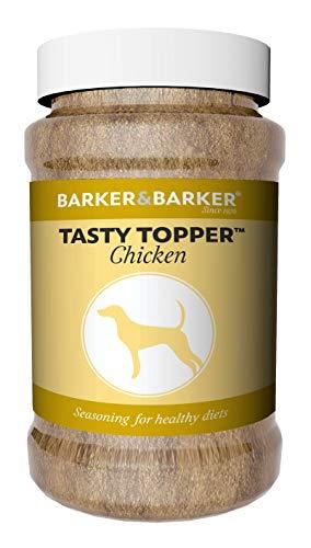 Barker & Barker - Tapón para perros (100% pollo, 160 g)